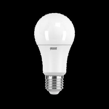 Светодиодная лампа Gauss Elementary 23232 груша E27 12W, 6500K (холодный) CRI>80 180-240V, гарантия 2 года - миниатюра 2