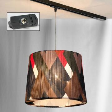 Подвесной светильник для шинной системы Lussole LGO Athens LSP-9991-TAB