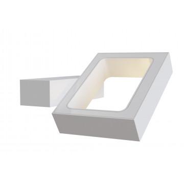 Настенный светильник с регулировкой направления света Maytoni Flo C028WL-L6W 3200K (дневной), белый, металл