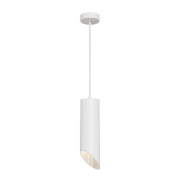 Подвесной светильник Maytoni Vela P026PL-01W, 1xGU10x50W, белый, металл