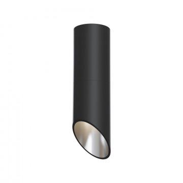 Потолочный светильник Maytoni Lipari C025CL-01B, 1xGU10x50W, черный, металл