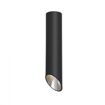 Потолочный светильник Maytoni Lipari C026CL-01B, 1xGU10x50W, черный, металл