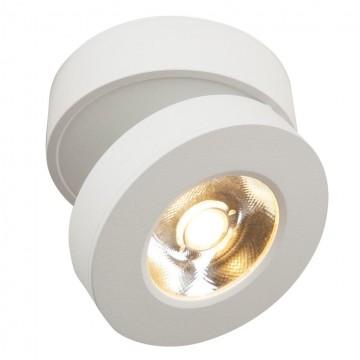 Потолочный светильник с регулировкой направления света Maytoni Alivar C022CL-L7W, белый, металл