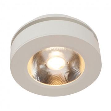 Встраиваемый светильник с регулировкой направления света Maytoni Magic DL2003-L12W, белый, металл
