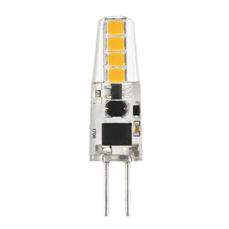 Светодиодная лампа Voltega Simple 7143 капсульная G4 2W, 4000K (дневной) 220V, гарантия 2 года
