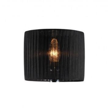 Абажур Newport Абажур к 32000 Черный плиссированный (М0048113), черный, текстиль
