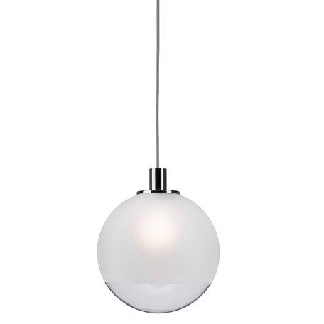 Плафон Paulmann URail 2Easy Alari 95445, белый, стекло