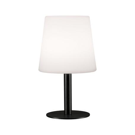 Садовый светодиодный светильник Paulmann Mobile Placido 94174, IP44, LED 1W, серый, белый, металл, пластик