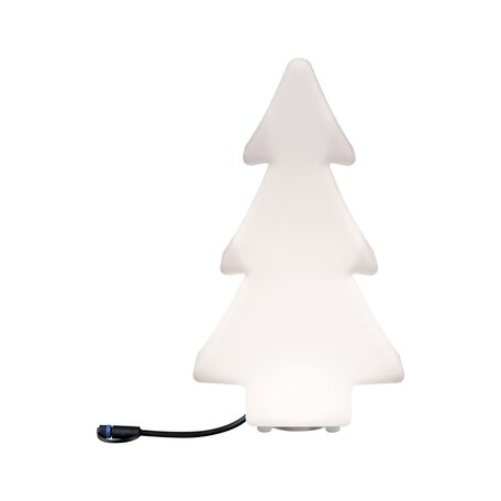 Садовый светодиодный светильник Paulmann Plug & Shine Tree 94185, IP67, LED 2,8W, белый, пластик