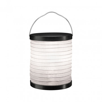 Садовый светодиодный светильник Paulmann Outdoor Mobile Lampion 94169, IP44, LED 0,2W, серый, пластик