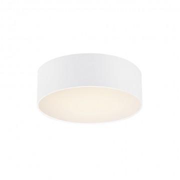 Потолочный светильник Favourite Cerchi 1515-2C, 2xE27x25W, белый, металл, пластик