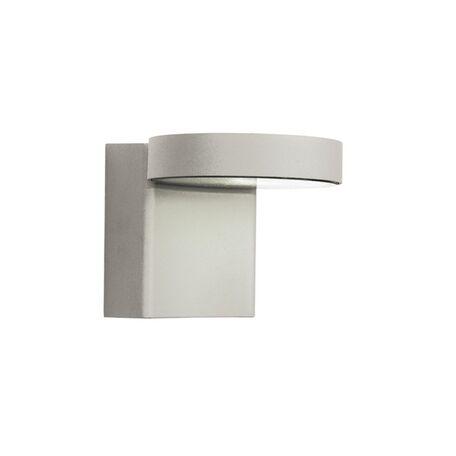 Настенный светодиодный светильник Favourite Flicker 1826-1W, IP65, LED 10W 4000K, алюминий, металл, стекло