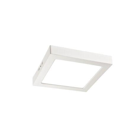 Потолочный светодиодный светильник Favourite FlashLED 1349-24C, IP21, LED 24W 1700lm, белый, металл с пластиком, пластик