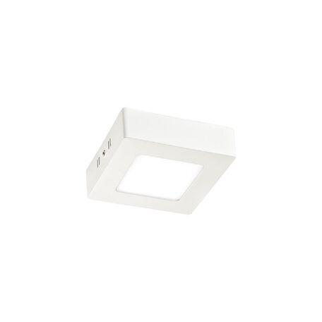 Потолочный светодиодный светильник Favourite FlashLED 2 1349-6C, IP21, LED 6W 430lm, белый, металл с пластиком, пластик