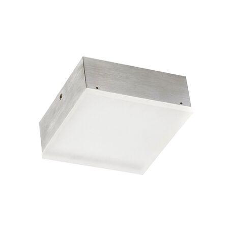 Потолочный светодиодный светильник Favourite FlashLED 2 1351-18C, IP21, LED 18W 1400lm, алюминий, белый, металл с пластиком, пластик - миниатюра 1