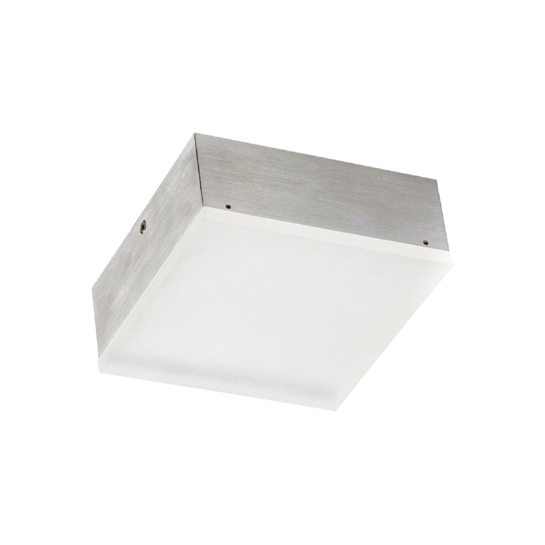 Потолочный светодиодный светильник Favourite FlashLED 2 1351-18C, IP21, LED 18W 1400lm, алюминий, белый, металл с пластиком, пластик - фото 1