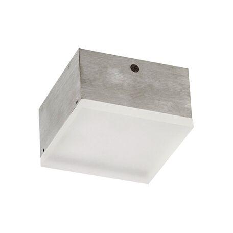 Потолочный светодиодный светильник Favourite FlashLED 2 1351-9C, IP21, LED 9W 710lm, алюминий, белый, металл с пластиком, пластик