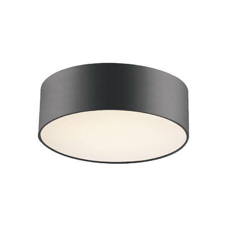 Потолочный светильник Favourite Cerchi 1514-2C1, 2xE27x25W, белый, черный, металл, пластик