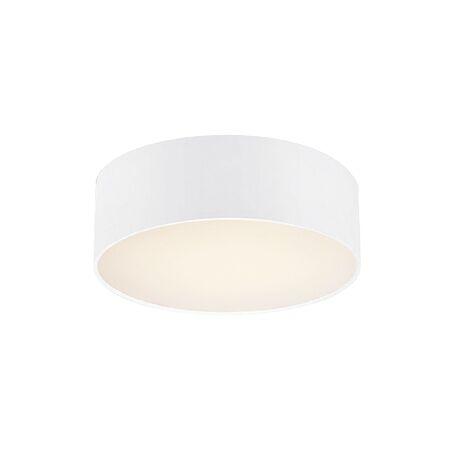 Потолочный светильник Favourite Cerchi 1515-2C, 2xE27x25W, белый, металл с пластиком, пластик