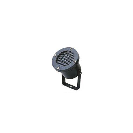 Прожектор Favourite Relief 1831-1W, IP65, 1xGU10x50W, черный, металл, стекло - миниатюра 1