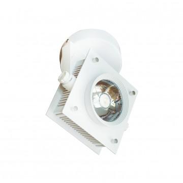 Потолочный светодиодный светильник с регулировкой направления света Favourite Projector 1769-1U, IP21, LED 20W, белый