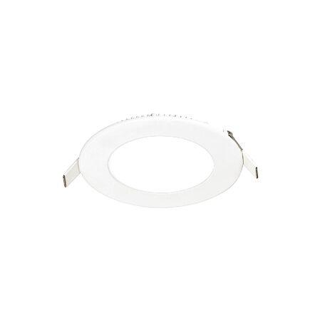Встраиваемая светодиодная панель Favourite FlashLED 1 1341-6C, IP21, LED 6W, белый, металл с пластиком, пластик