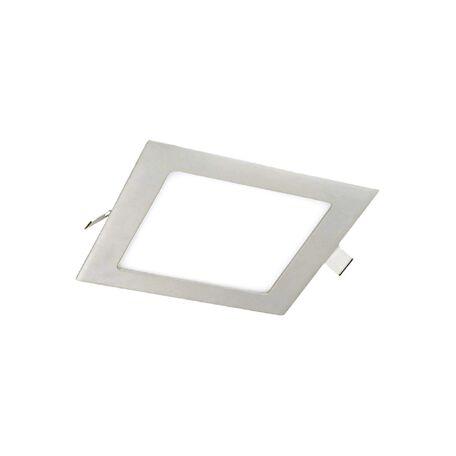 Встраиваемая светодиодная панель Favourite FlashLED 1 1346-6C, IP21, LED 6W, белый, металл с пластиком, пластик