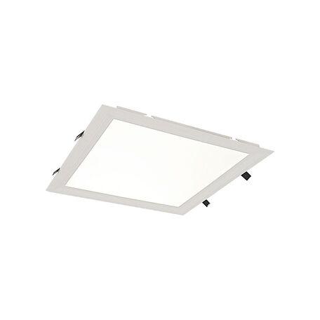 Встраиваемая светодиодная панель Favourite FlashLED 1525-12C, LED 12W, пластик