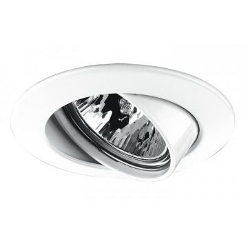 Встраиваемый светильник Paulmann Premium Halogen 12V GU5,3 51mm 17953, IP23, 1xGU5.3x50W, металл