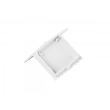 Изолирующая заглушка для светодиодных лент Donolux CAP18501RAL9003