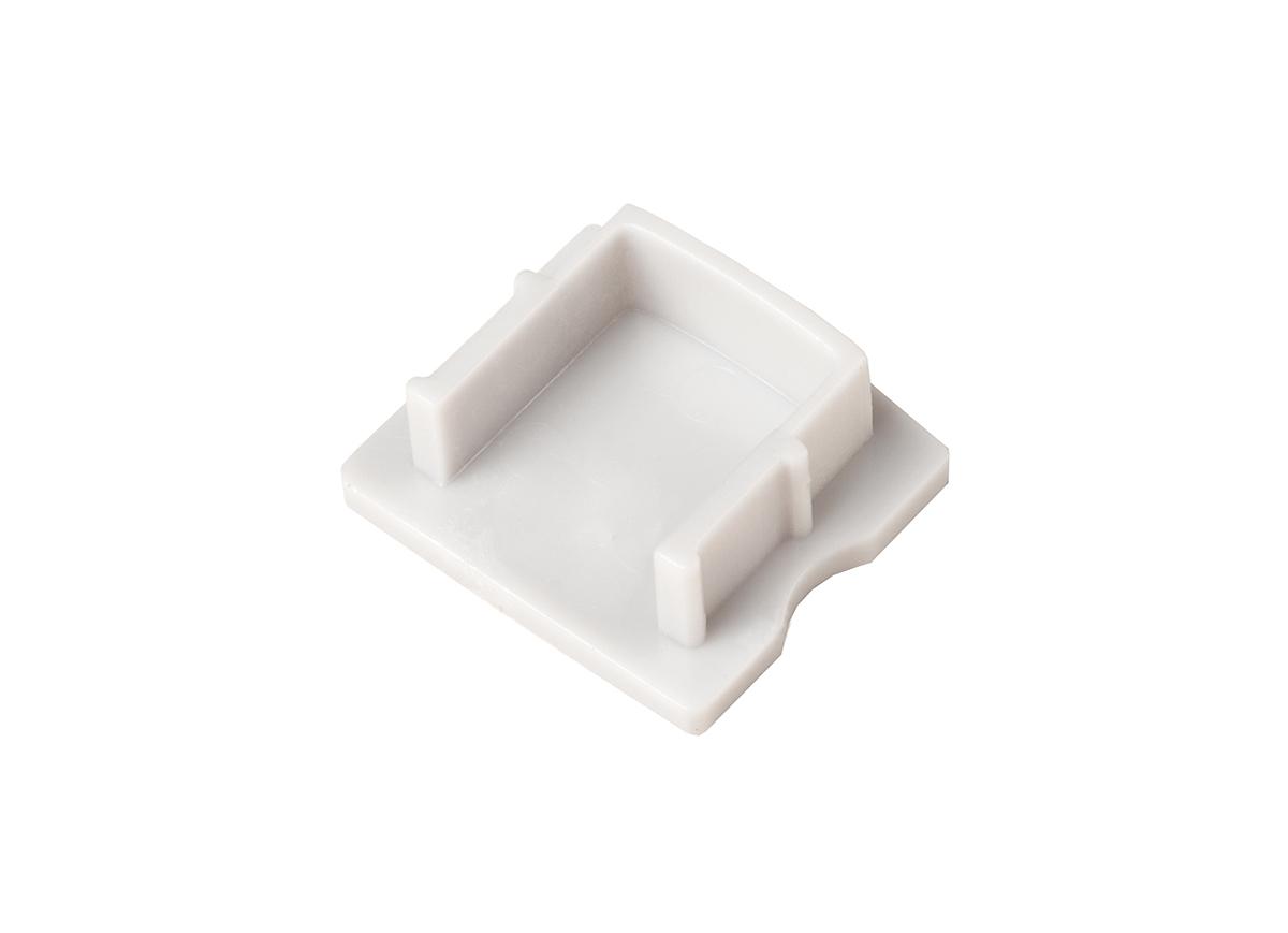 Концевая заглушка для профиля для светодиодной ленты Donolux CAP18505Grey - фото 1