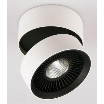 Потолочный светодиодный светильник с регулировкой направления света Donolux DL18409/11WW-R, LED 28W 3000K 2400lm