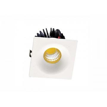 Встраиваемый светодиодный светильник Donolux DL18571/01WW-White SQ, LED 3W 3000K 240lm