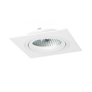 Встраиваемый светильник Donolux SA1520-White, 1xGU5.3x50W