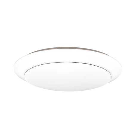 Потолочный светодиодный светильник с пультом ДУ Sonex Capi 3003/EL, IP43, LED 72W 520056005800lm, белый, хром, металл, пластик