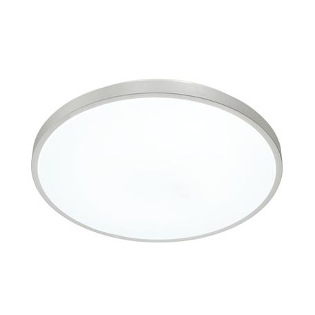 Потолочный светодиодный светильник с пультом ДУ Sonex Smalli 3014/DL, IP43, LED 48W 340036503800lm, белый, металл, пластик