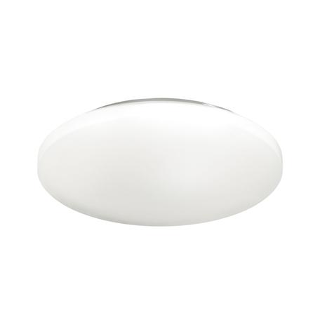 Потолочный светодиодный светильник Sonex Simple 3017/DL, IP43, LED 48W 4000K 3400lm, белый, металл, пластик