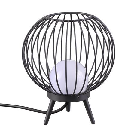 Садовый светодиодный светильник Novotech Carrello 358287, IP65, LED 7W 4000K 420lm, серый, металл