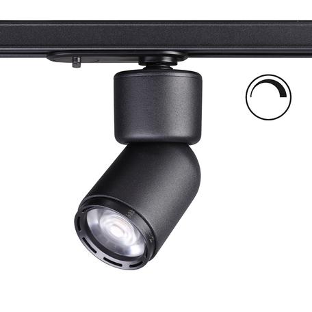 Светодиодный светильник Novotech Port Fino 358292, LED 12W 3000K 960lm, черный, металл