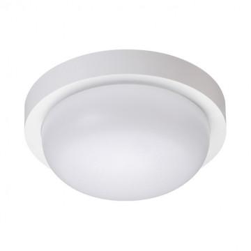 Настенный светодиодный светильник Novotech Street Opal 358014, IP65, LED 12W 4000K 600lm, белый, пластик
