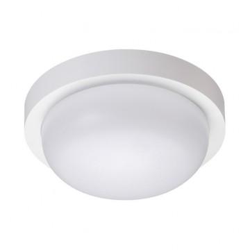 Потолочный светильник Novotech 358014, IP65, белый, пластик