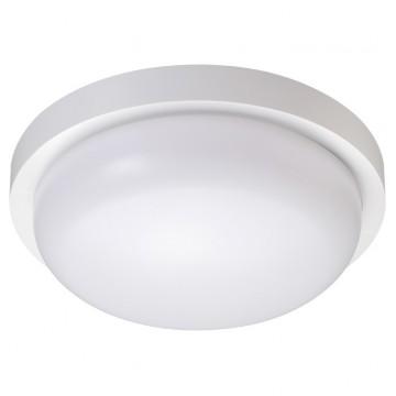 Потолочный светильник Novotech 358016, IP65, белый, пластик