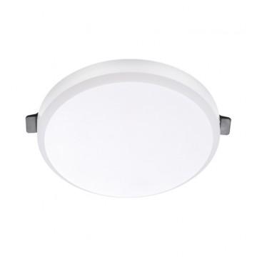 Встраиваемая светодиодная панель Novotech Moon 357995, LED 13W, 4000K (дневной), белый, металл, пластик
