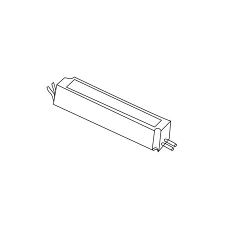 Блок питания Donolux PS10024 IP67 (пылевлагозащитный)