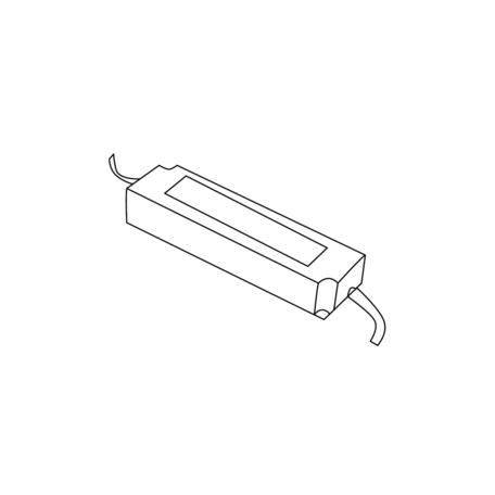Блок питания Donolux PS15024 IP67 (пылевлагозащитный)