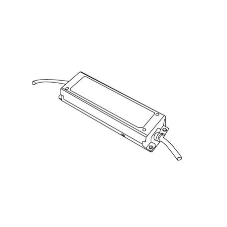 Блок питания Donolux PS15024B IP67 (пылевлагозащитный)