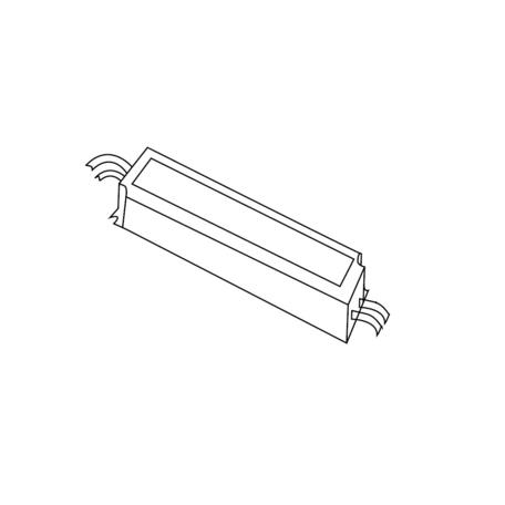 Блок питания Donolux PS6024 IP67 (пылевлагозащитный)