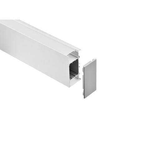 Профиль для светодиодной ленты Donolux DL18520Alu
