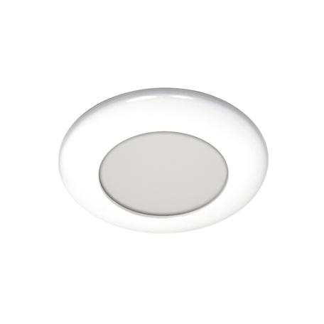 Встраиваемый светильник Donolux Omega N1519RAL9003, IP65, 1xGU5.3