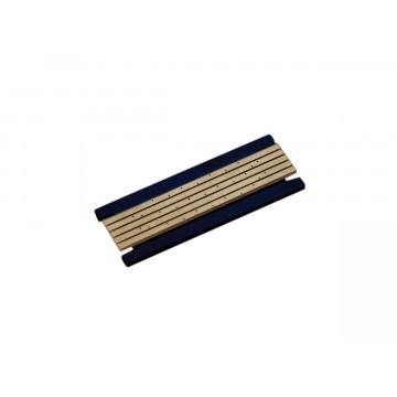 Электрическая плата для магнитного шинопровода Donolux Magic Track Short Plate DLM/X Black